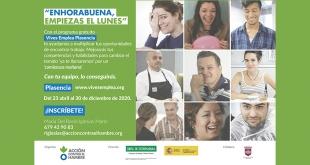 El programa Vives Emplea Plasencia abre el plazo de inscripción para la formación de desempleados
