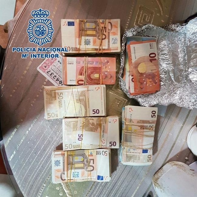 La Policía Nacional detiene a 11 personas y desarticula seis puntos de venta de droga en Plasencia