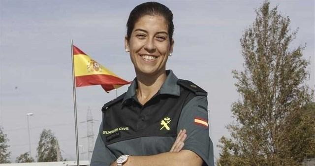 Una mujer presidirá en Cáceres, por primera vez en España, los actos del Día de la Patrona de la Guardia Civil