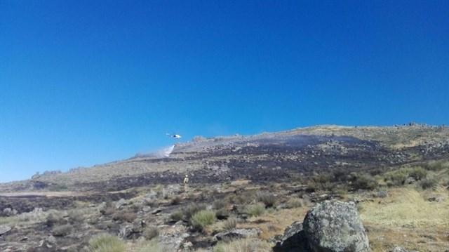 Declarado el peligro medio de incendios forestales en Extremadura entre el 16 y 23 de octubre por las altas temperaturas