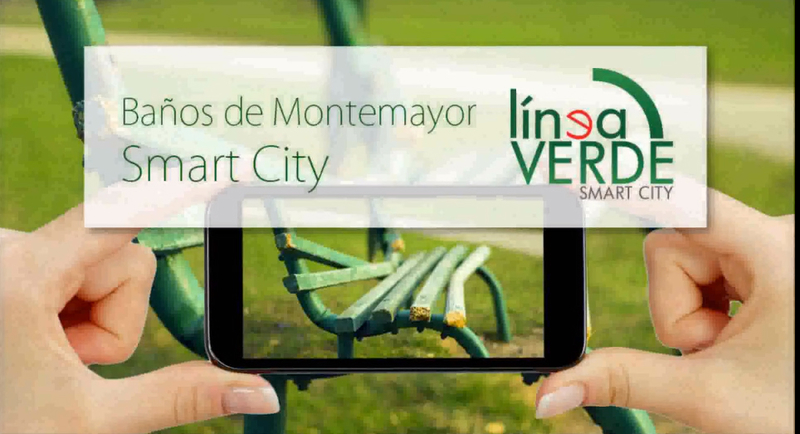 El Ayuntamiento de Baños de Montemayor implanta un nuevo servicio de comunicación de incidencias a través de app móvil