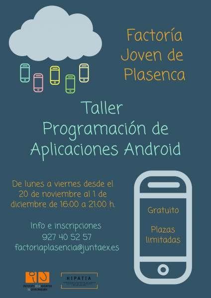 Jóvenes Placentinos podrán aprender de forma gratuita a programar aplicaciones para Android