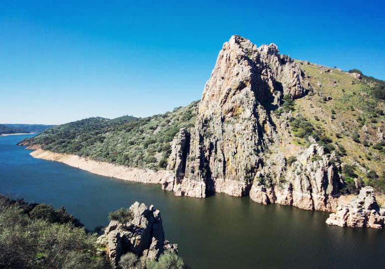Ecologistas Extremadura critica la celebración de una nueva montería en el Parque Nacional de Monfragüe este sábado