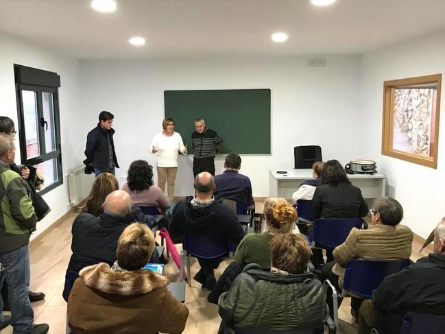 Inaugurada la Escuela de Música de El Torno