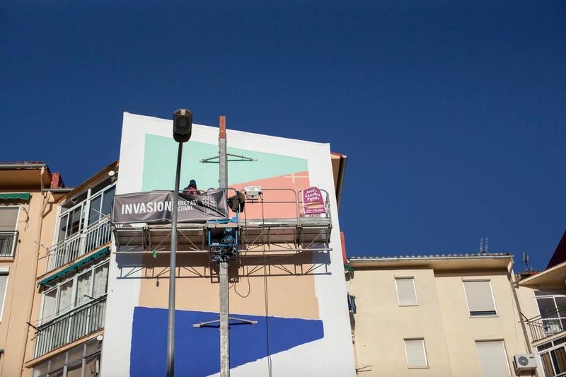 Arte urbano para decorar el barrio de Procasa