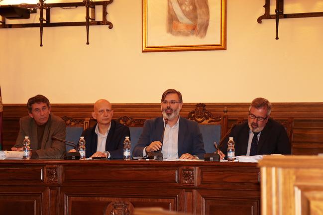 Esta mañana se han aprobado en pleno los presupuestos municipales de Plasencia para 2018, con 36,6 millones de euros