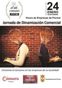 Jornada de Dinamización Comercial en Piornal