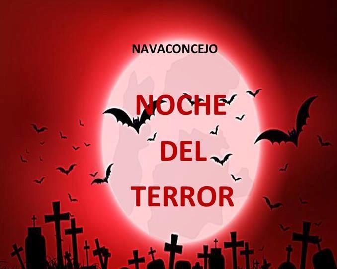 Navaconcejo celebra su noche de terror