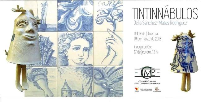 """Inaugurada en el Museo Pérez Comendador-Leroux la exposición """"Tintinnábulos"""""""