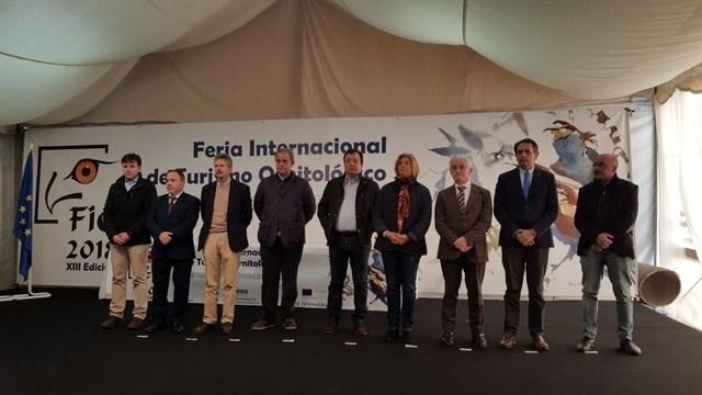 El Parque de Monfragüe se convierte este fin de semana en escaparate ornitológico en el marco de la FIO