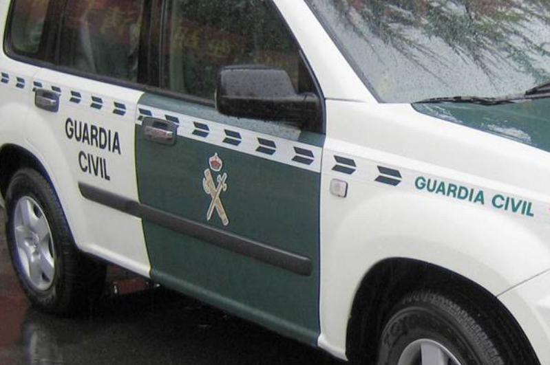 Dos personas son detenidas en Zarza de Granadilla por la Guardia Civil por un supuesto delito de estafa