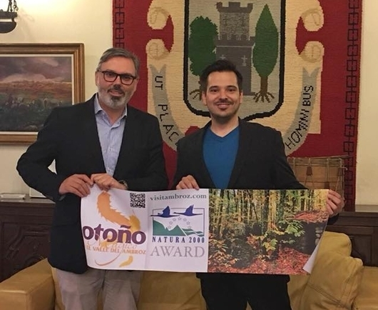 El Otoño Mágico del Valle del Ambroz finalista en los premios europeos Red Natura 2000