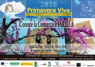 La Primavera Viva de Trasierra Tierras de Granadilla visitará Jarilla