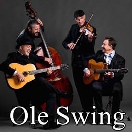 El grupo 'Ole Swing' actúa este martes en Plasencia en el marco de 'Las noches de Santa María'