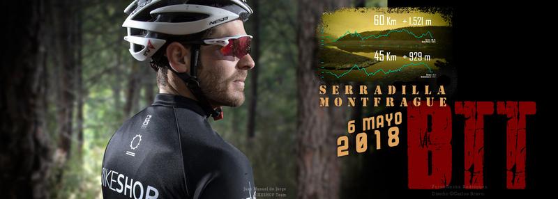 Serradilla celebra el domingo la ruta BTT del Club 4 lobos y 3000 buitres