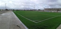 Malpartida de Plasencia estrena campo de fútbol con la XXIV Concentración Fútbol-8 Alevín Extremadura