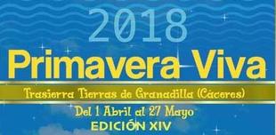 La Primavera Viva se acerca el fin de semana a Guijo, Villar, Santa Cruz y el Anillo