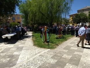 Ahigal ha celebrado el Día de la ternera
