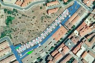 Adjudicada por un millón de euros la obra del aparcamiento público en la calle Velázquez de Plasencia