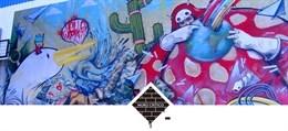 El artista urbano Jaikü abordará 'La era del vacío' a través del programa Muro Crítico en Cabezabellosa