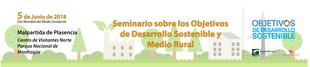 El Seminario sobre Objetivos de Desarrollo Sostenible y Medio Rural se desarrollará en Malpartida de Plasencia