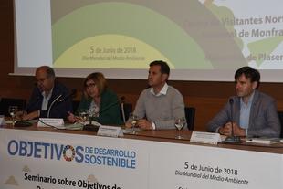 La Diputación de Cáceres celebra el Día Mundial del Medio Ambiente con un seminario en el Parque Nacional de Monfragüe