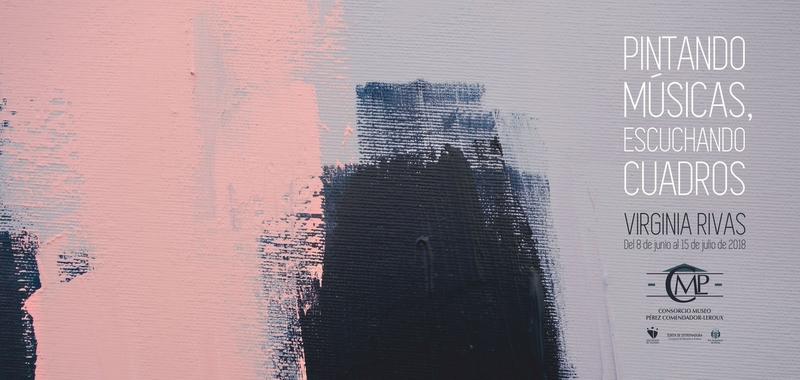 Virginia Rivas inaugura en Hervás una gran exposición sobre su obra