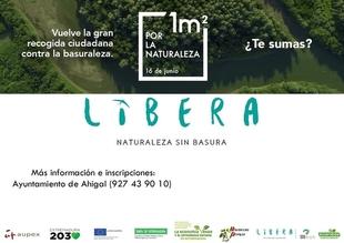 La iniciativa 1m2 por la naturaleza tendrá lugar mañana en diversos puntos de nuestra zona