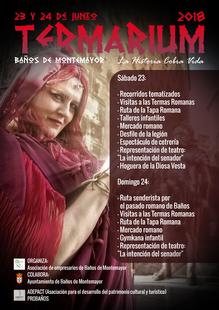 Este fin de semana Baños de Montemayor recupera su legado romano en Termarium