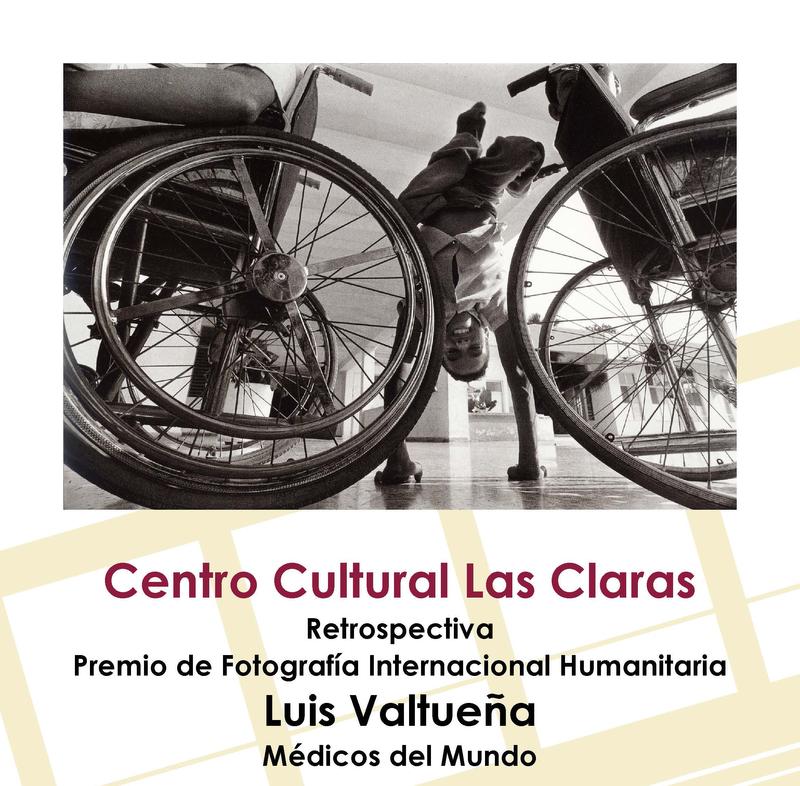 Médicos del Mundo-Extremadura trae a Plasencia la Retrospectiva del premio de fotografía internacional humanitaria Luis Valtueña