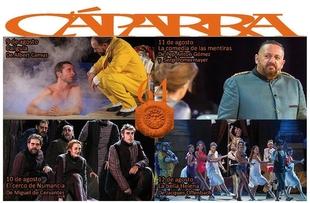Ya se pueden adquirir las entradas para las representaciones que tendrán lugar este año en Cáparra del 64 Festival Internacional de Teatro de Mérida