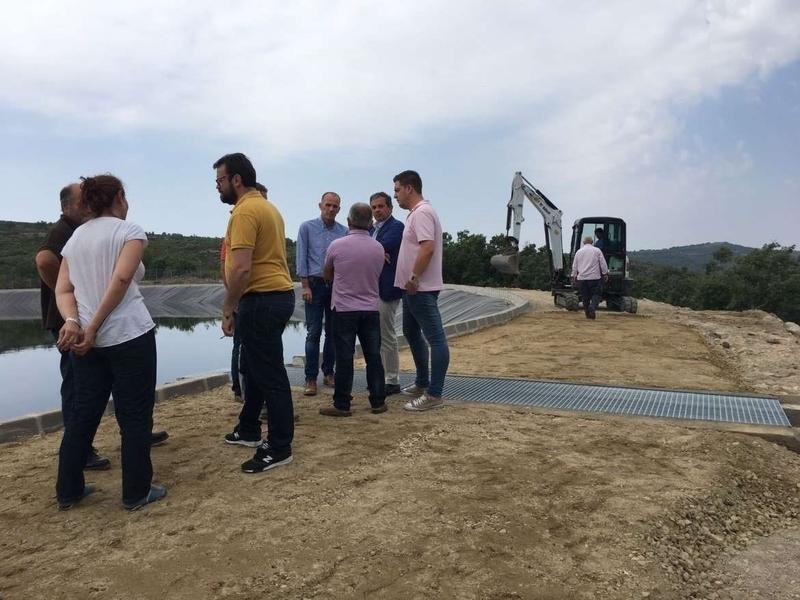 La Junta invierte más de 1 millón de euros en obras del Plan de Regadío de Montaña en Piornal y Cabrero