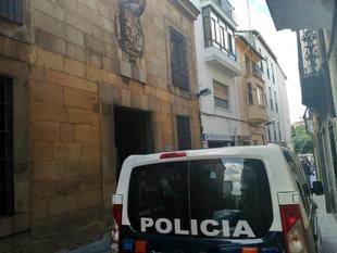 Detenido un subinspector de Policía Local de Plasencia en la operación sobre contrataciones de tráfico