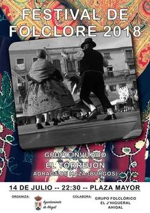 El 14 de julio Ahigal celebrará su Festival de Folclore