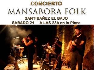 El grupo de Masaborá Folk actuará en Santibáñez el Bajo