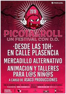 El festival Picota&Roll se acuerda de los más pequeños