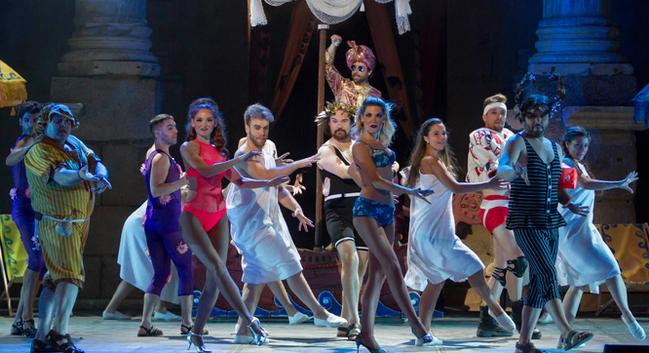 El Festival de Mérida llega en agosto a la ciudad romana de Cáparra con la representación de cuatro obras