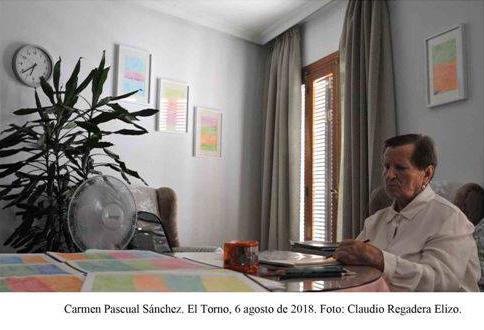 El Torno acoge del 11 al 18 de agosto la exposición de pintura 'La madre de todas (mis) exposiciones'