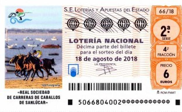 Vendido en Ahigal el primer premio de la Lotería Nacional, que ha estado muy repartido