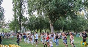 El Festival Folk de Plasencia finaliza con miles de asistentes a los conciertos y un