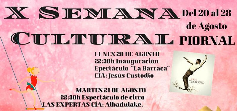 Piornal formará parte en 2019 de la Red de Teatros y Espacios Escénicos de Extremadura