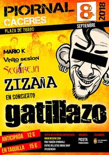 Varios grupos de rock actuarán el Día de Extremadura en Piornal