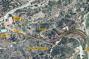 La Diputación de Cáceres arreglará la carretera de El Torno con una inversión de 240.000 euros