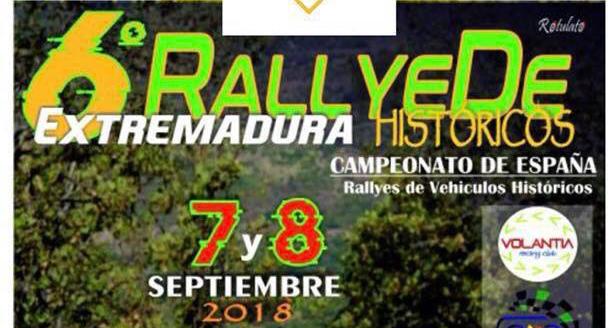 EL 6º Rallye de Vehículos Históricos de Extremadura pasa por Piornal