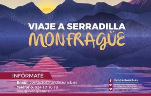 Un total de 54 personas podrán disfrutar de una excursión a Monfragüe enmarcada en un proyecto de la Fundación CB