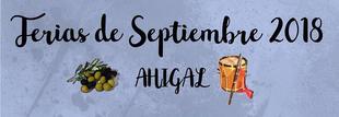 Ahigal celebra su Feria de Septiembre