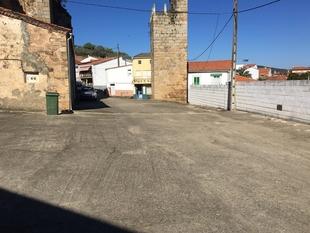 La Diputación de Cáceres invierte 100.000 euros en obras de pavimentación y redes en Santa Cruz de Paniagua