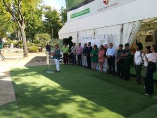 La III Feria Gastrocinegética de Malpartida de Plasencia aúna caza, gastronomía, turismo y cultura