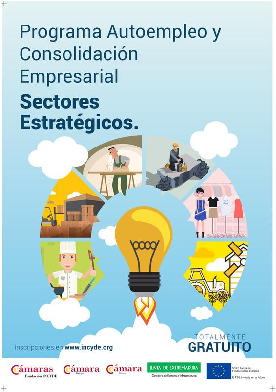 Esta semana comienza en Plasencia el curso 'Autoempleo y Consolidación Empresarial'