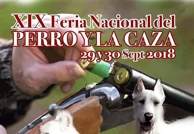Este fin de semana se celebra en Ahigal la XIX Feria Nacional del Perro y de la Caza